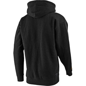 Troy Lee Designs Signature Pullover, charcoal